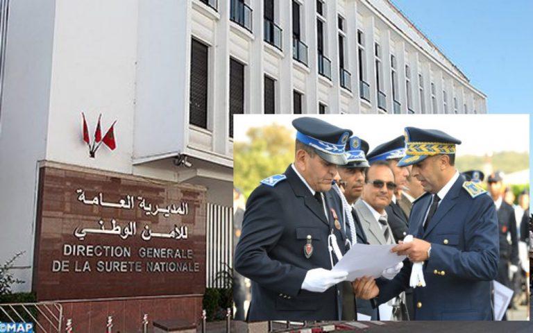 """إصدار عقوبة التوقيف المؤقت في حق قائد أمن على خلفية التلقيح ضد """"كوفيد 19"""""""