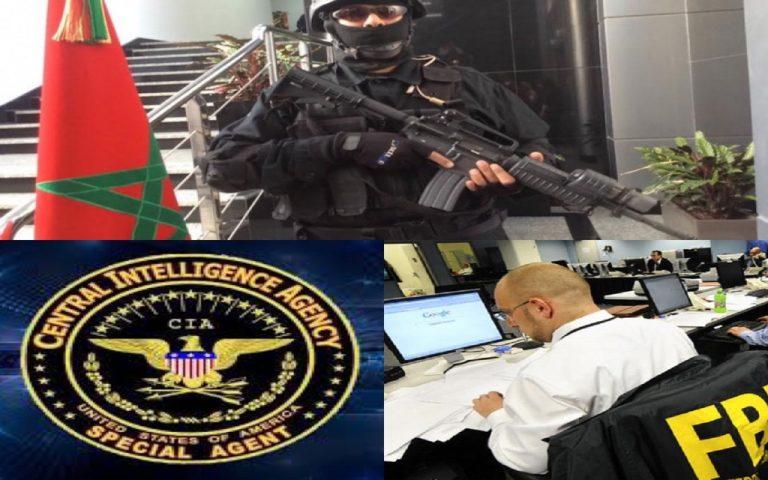أقوى الأجهزة الأمريكية بالعالم تشيد بشراكتها المتقدمة مع المديرية العامة لمراقبة التراب الوطني