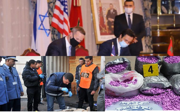 التنسيق الأمني بين المغرب و أمريكا يرهب عصابات التهريب الدولي