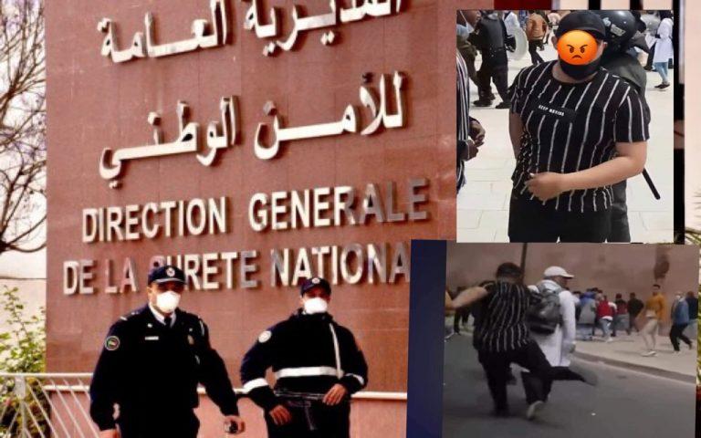 تعليمات صارمة للمصالح الأمنية بخصوص شخص ظهر في فيديو يعنف الأساتذة   المتقاعدين