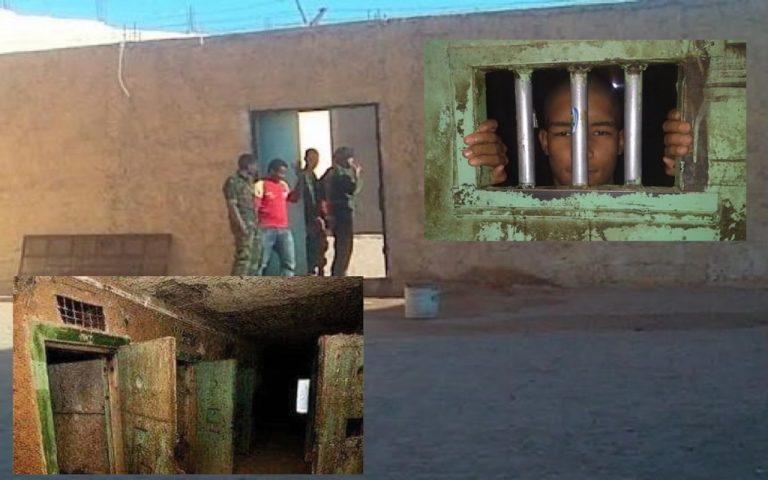 فيديو يفضح التعذيب والهمجية داخل سجن الذهيبية بتندوف