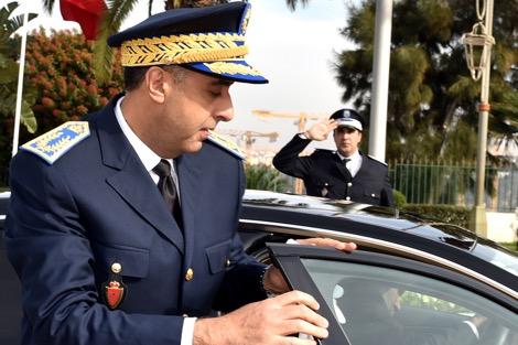 الحموشي يأمر بترقية استثنائية و التكفل الشامل بمصاريف الاستشفاء لمقدم شرطة بأكادير
