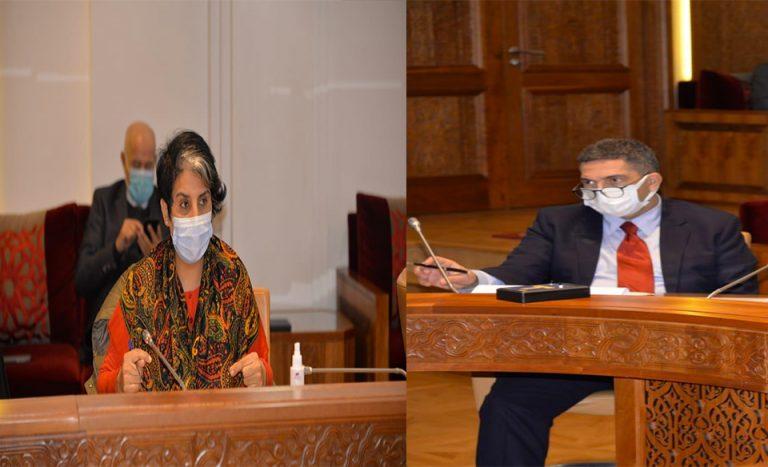 """البرلمانية و النقابية حنان رحاب توجه رسالة إلى السيد """" المسؤول """""""
