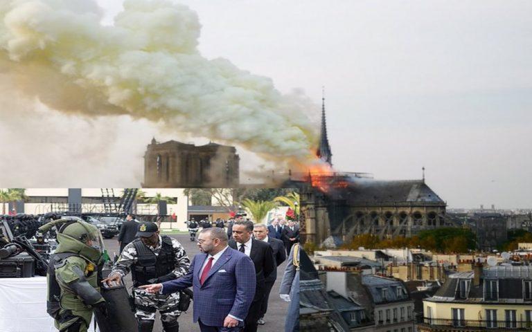 الأجهزة الأمنية المغربية تجنب فرنسا هجمات إرهابية كانت ستستهدف دورًا للعبادة