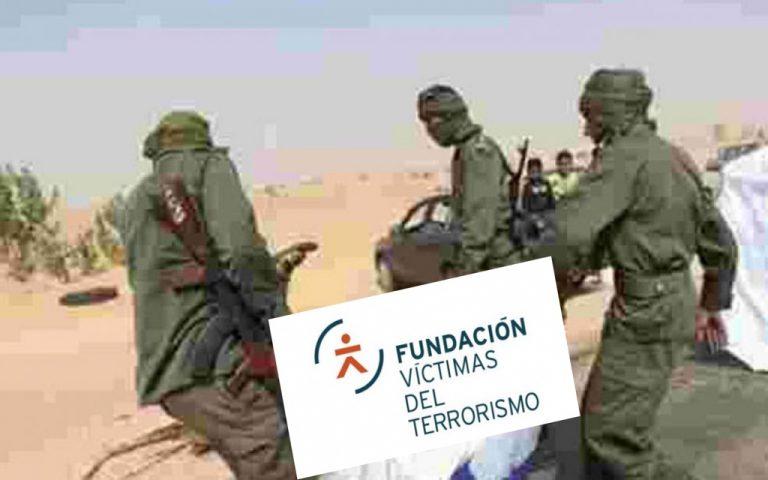 جمعية ضحايا الإرهاب الإسبانية تطالب برأس زعيم جمهورية الوهم إبراهيم غالي