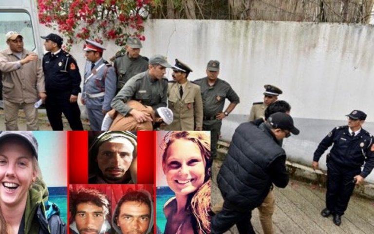 """""""خلية شمهروش"""" محكمة النقض تأييد أحكام الإعدام الأربعة و20 سنة في حق سويسري"""