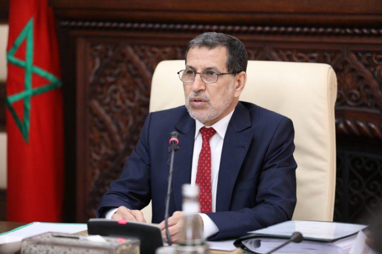 العثماني يعقد مجلسا حكوميا يوم غد الأربعاء
