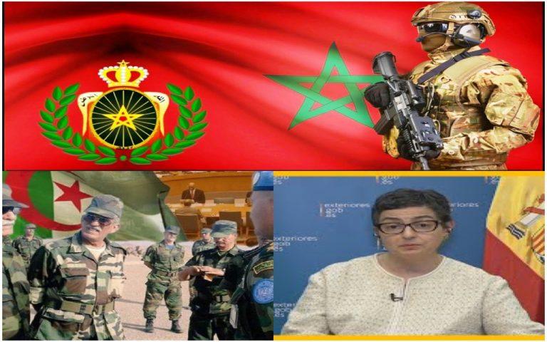 اسبانيا ترضخ لطلب المغرب و الجزائر و جبهة البوليساريو في مأزق