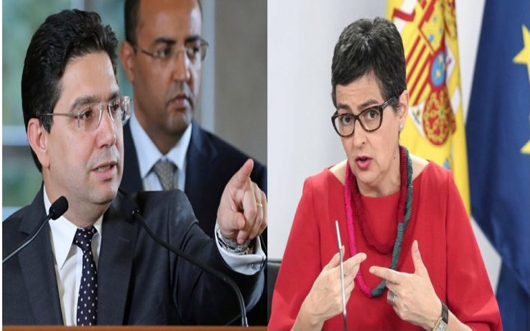 ناصر بوريطة يرد بقوة على التصريحات الدبلوماسية الإسبانية