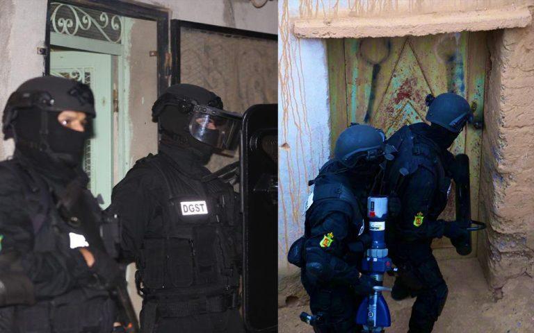 """السلطات الأمنية المغربية تفكيك خلية إرهابية موالية لتنظيم """"الدولة الإسلامية"""""""
