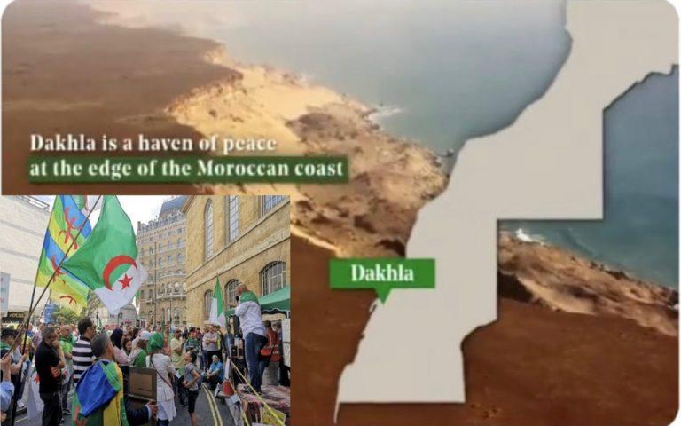 ناشط سياسي وجمعوي جزائري يتغنى بجمال الداخلة و يدعو الجالية الجزائرية إلى زيارتها
