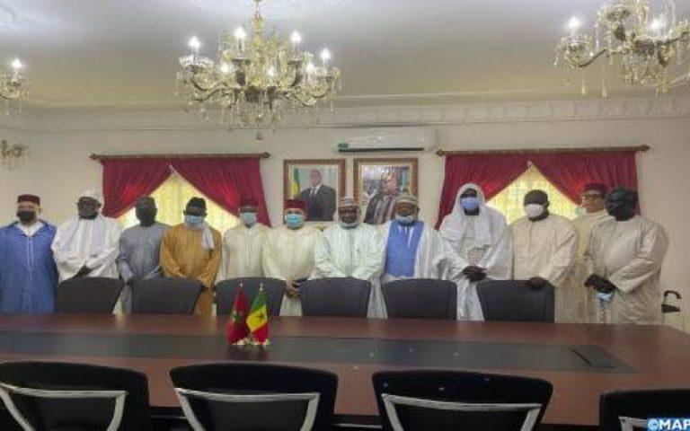 مؤسسة محمد السادس للعلماء الأفارقة تعزز تواجدها بالسينغال