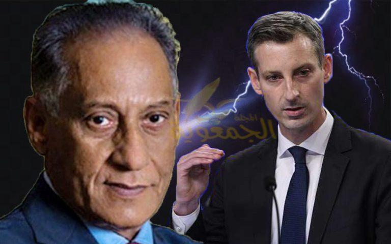 محمد التامك يرد على الناطق الرسمي باسم الخارجية الأمريكية بخصوص محاكمة الريسوني
