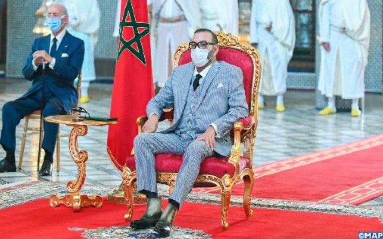 الملك محمد السادس يترأس حفل توقيع يجعل من المغرب البلد الرائد افريقيا في مجال صناعة اللقاحات