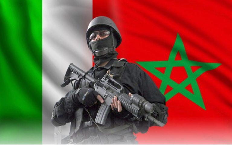 """المصالح الأمنية المغربية توفر معلومات دقيقة لايطاليا مكنتها من توجيه ضربة """"داعش"""""""