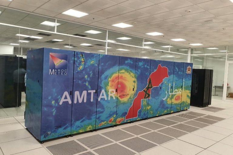 المديرية العامة للأرصاد الجوية تقتني أقوى حاسوب عملاق على المستوى الأفريقي