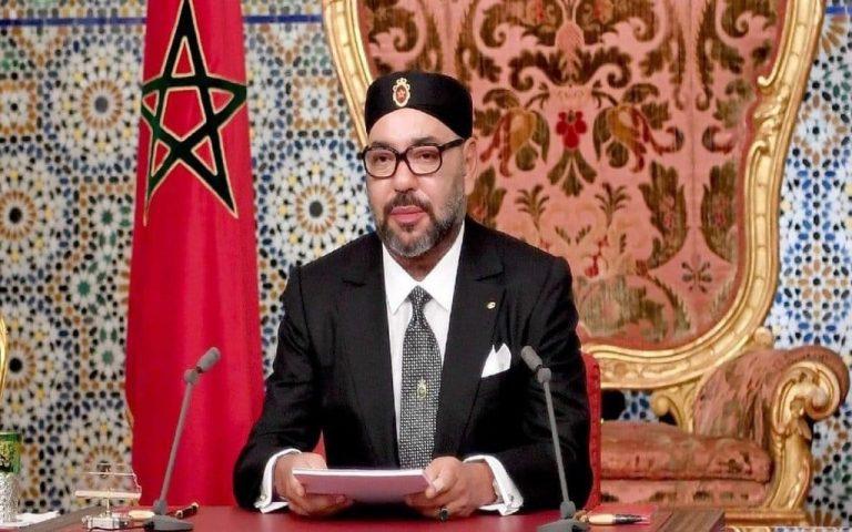الملك يوجه رسالة للاشقاء بالجزائر بمناسبة الذكرى 22 لتربع جلالته على عرش اسلافه المنعمين