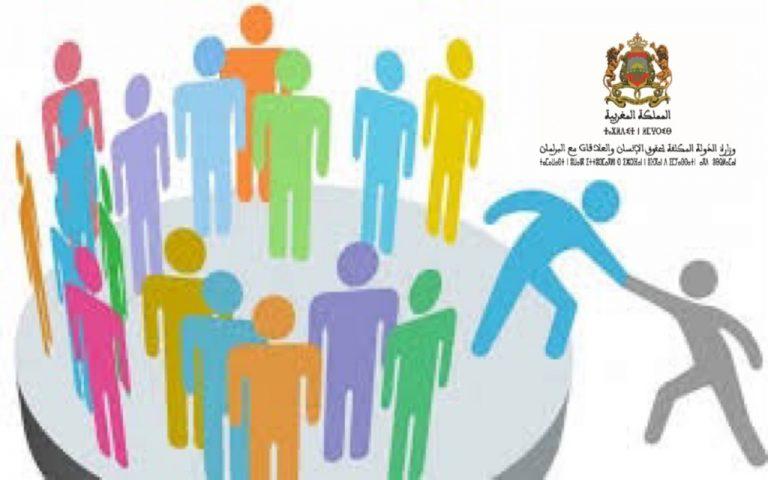 تقرير يكشف المبالغ التي تستفيد منها الجمعيات من القطاعات الحكومية و المؤسسات و المقاولات العمومية