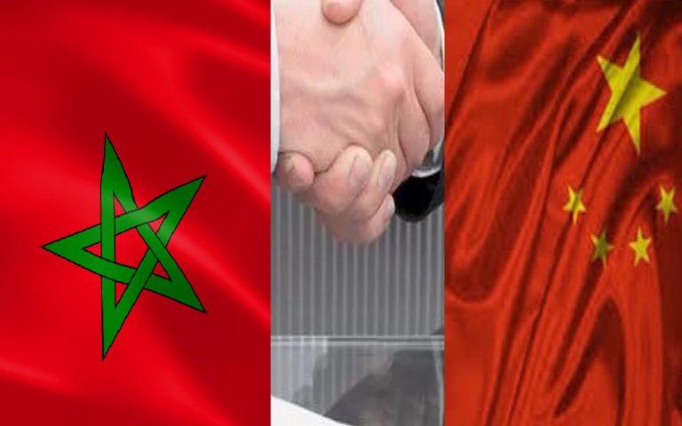 المغرب و الصين يواصلان توطيد العلاقات من خلال إتفاقية جديدة